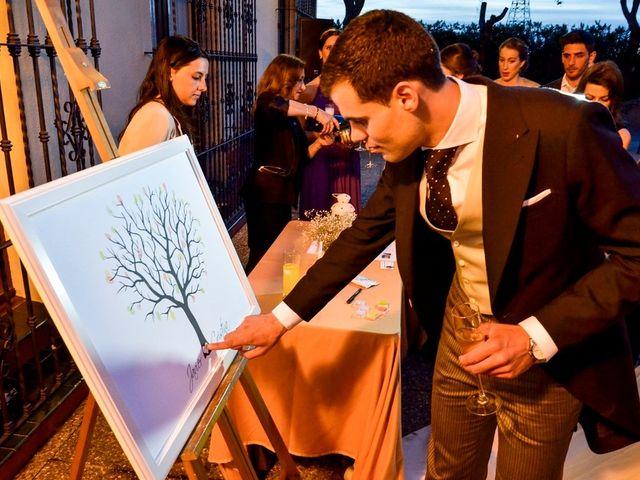 La boda de Javier y Cristina en Santiponce, Sevilla 76