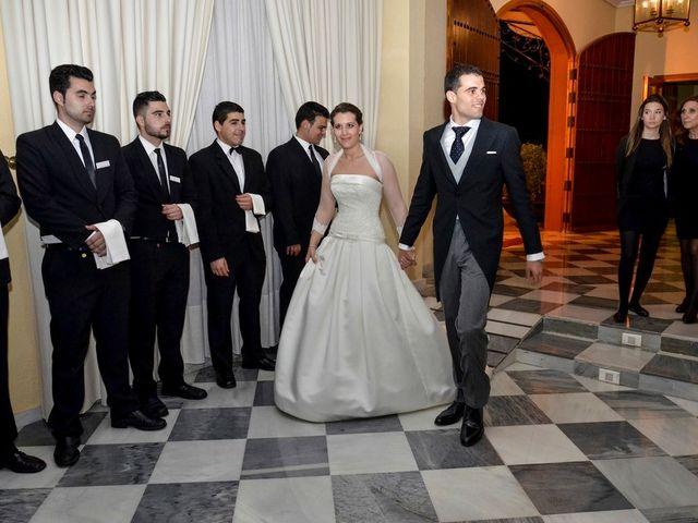 La boda de Javier y Cristina en Santiponce, Sevilla 78
