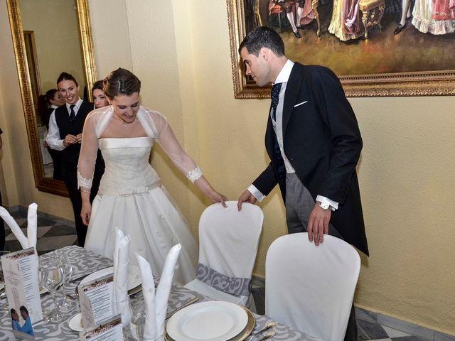 La boda de Javier y Cristina en Santiponce, Sevilla 79