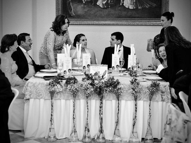 La boda de Javier y Cristina en Santiponce, Sevilla 80