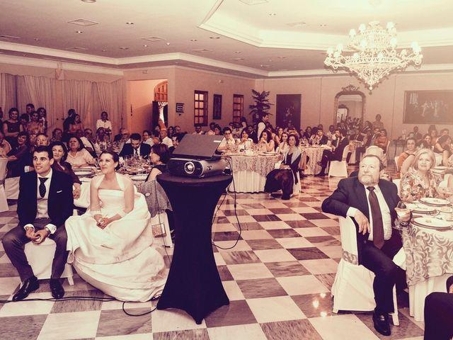 La boda de Javier y Cristina en Santiponce, Sevilla 81