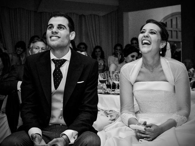 La boda de Javier y Cristina en Santiponce, Sevilla 82
