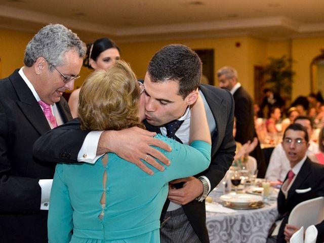 La boda de Javier y Cristina en Santiponce, Sevilla 83