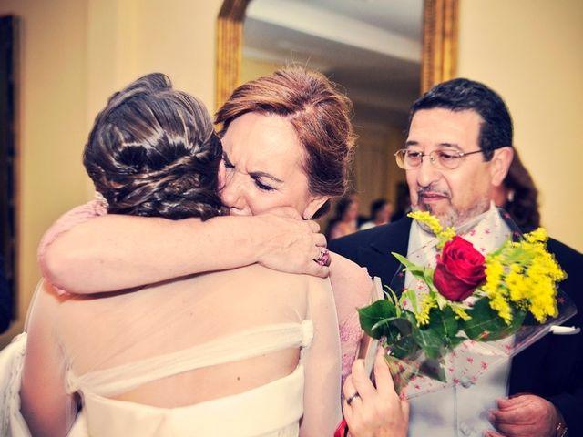 La boda de Javier y Cristina en Santiponce, Sevilla 84