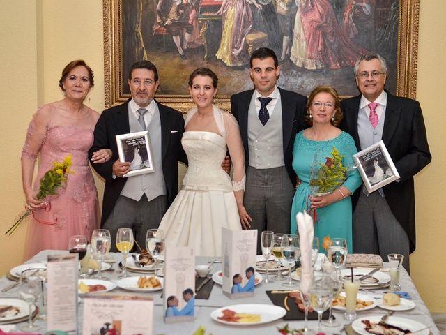 La boda de Javier y Cristina en Santiponce, Sevilla 85