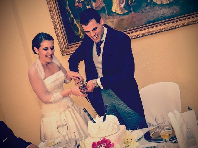 La boda de Javier y Cristina en Santiponce, Sevilla 86