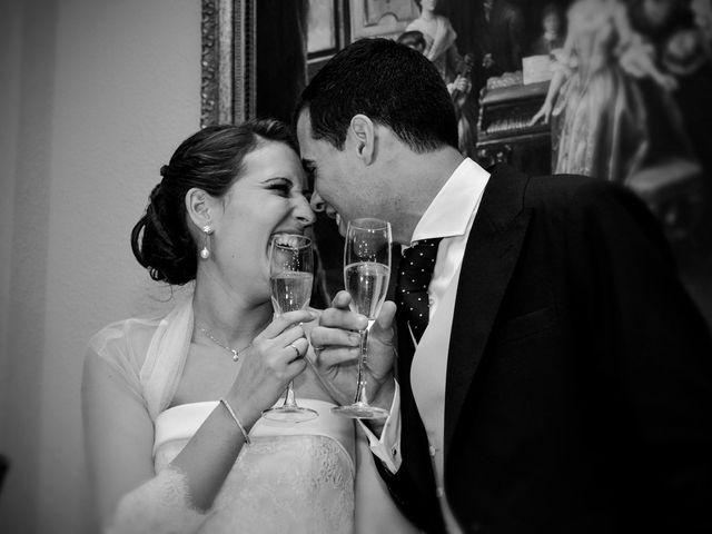 La boda de Javier y Cristina en Santiponce, Sevilla 87