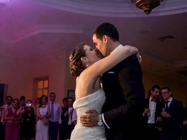 La boda de Javier y Cristina en Santiponce, Sevilla 88