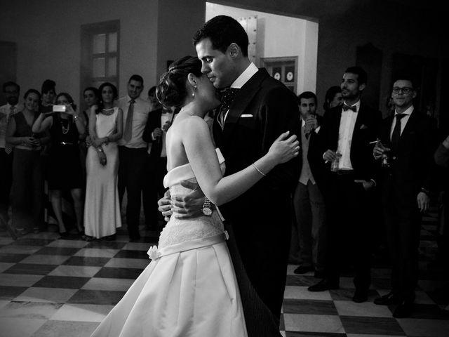 La boda de Javier y Cristina en Santiponce, Sevilla 89