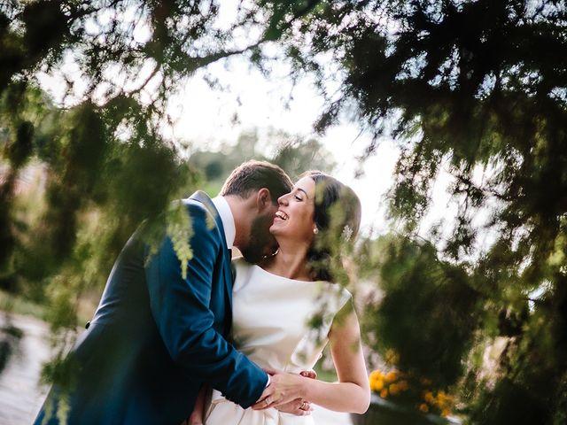 La boda de Samuel y Anabel en Mangiron, Madrid 3