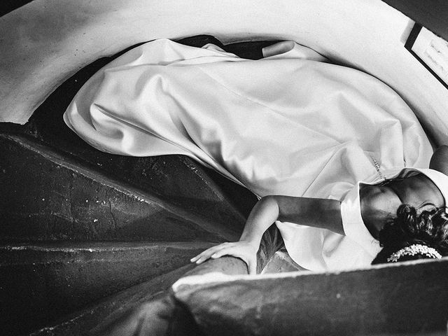 La boda de Samuel y Anabel en Mangiron, Madrid 8