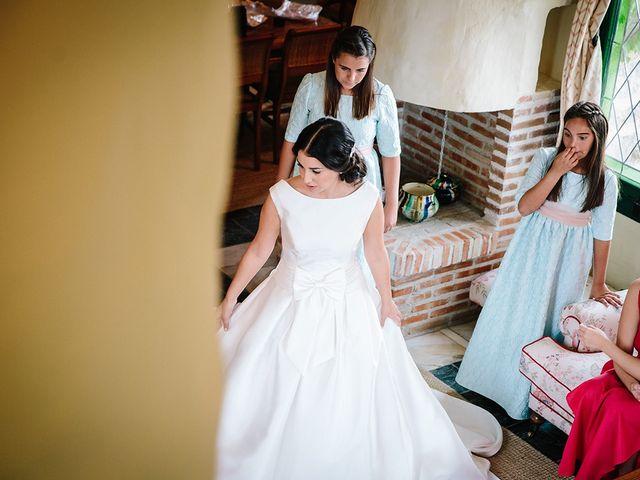 La boda de Samuel y Anabel en Mangiron, Madrid 9