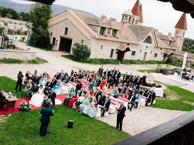 La boda de Samuel y Anabel en Mangiron, Madrid 10