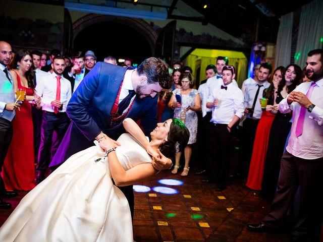 La boda de Samuel y Anabel en Mangiron, Madrid 11