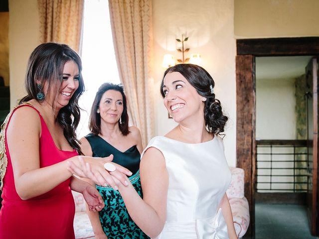 La boda de Samuel y Anabel en Mangiron, Madrid 16