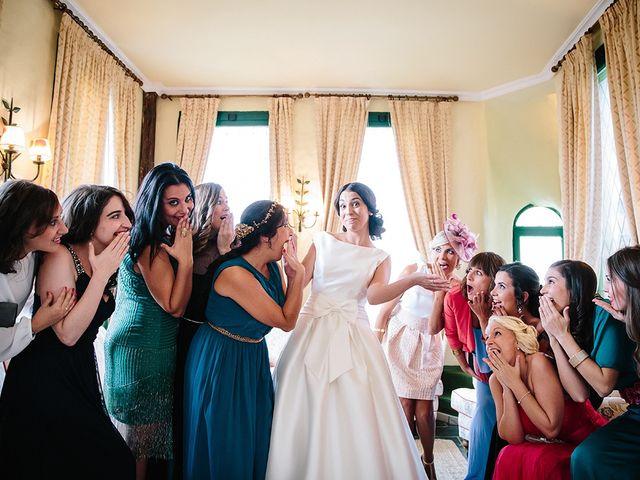 La boda de Samuel y Anabel en Mangiron, Madrid 17