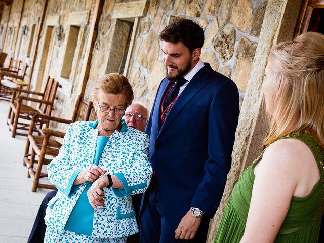 La boda de Samuel y Anabel en Mangiron, Madrid 21