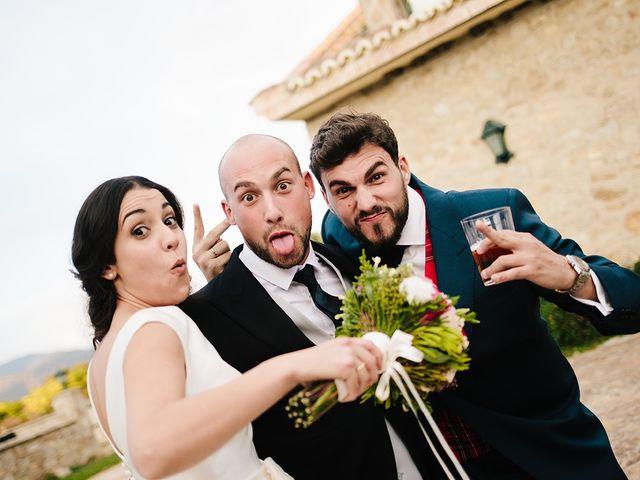 La boda de Samuel y Anabel en Mangiron, Madrid 22