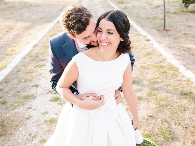 La boda de Samuel y Anabel en Mangiron, Madrid 24