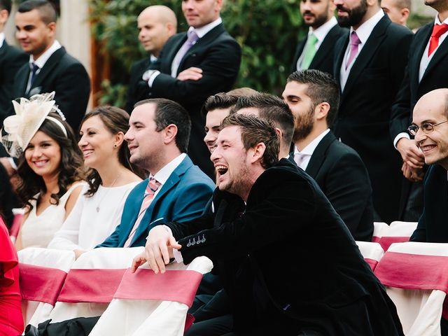 La boda de Samuel y Anabel en Mangiron, Madrid 25