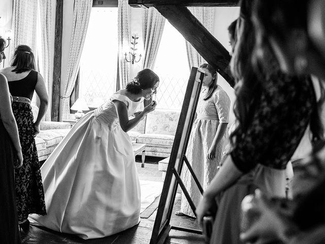 La boda de Samuel y Anabel en Mangiron, Madrid 31