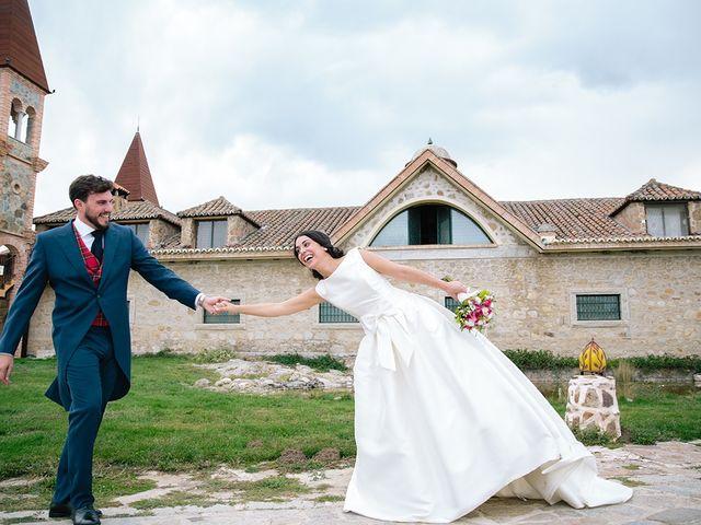 La boda de Samuel y Anabel en Mangiron, Madrid 34
