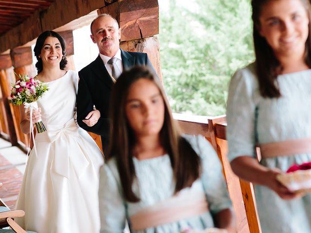 La boda de Samuel y Anabel en Mangiron, Madrid 36