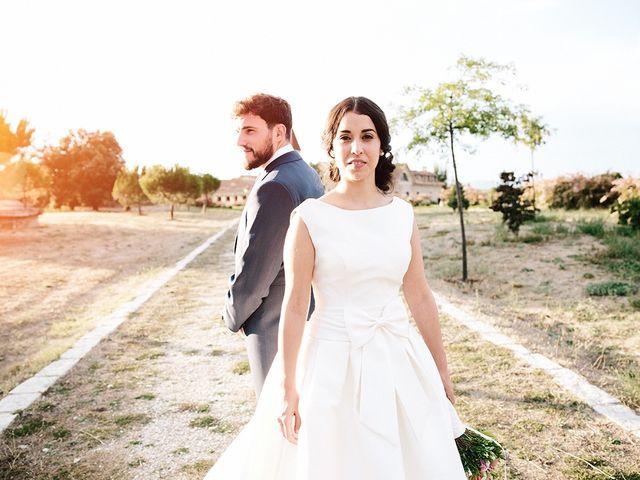 La boda de Samuel y Anabel en Mangiron, Madrid 44