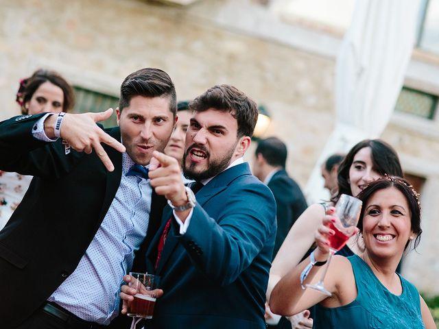 La boda de Samuel y Anabel en Mangiron, Madrid 45