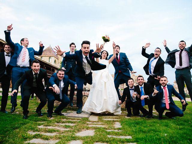 La boda de Samuel y Anabel en Mangiron, Madrid 47