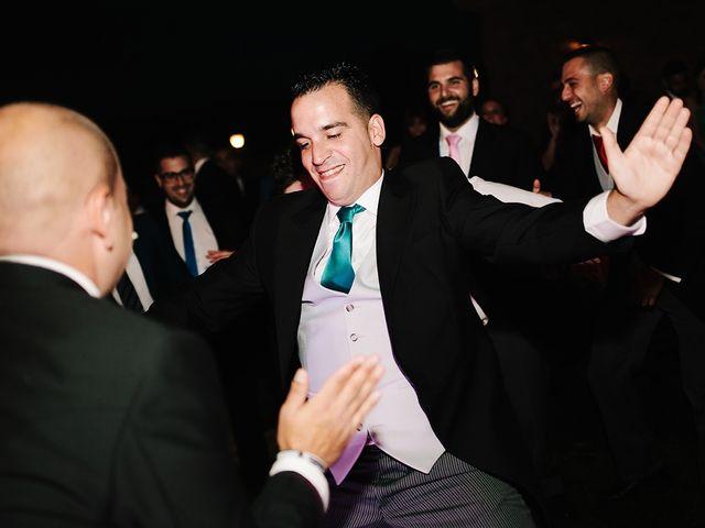La boda de Samuel y Anabel en Mangiron, Madrid 48