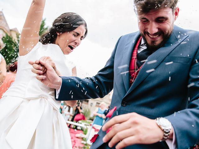 La boda de Samuel y Anabel en Mangiron, Madrid 52