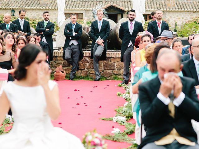 La boda de Samuel y Anabel en Mangiron, Madrid 53