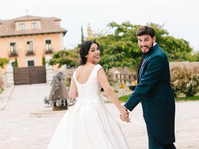 La boda de Samuel y Anabel en Mangiron, Madrid 54