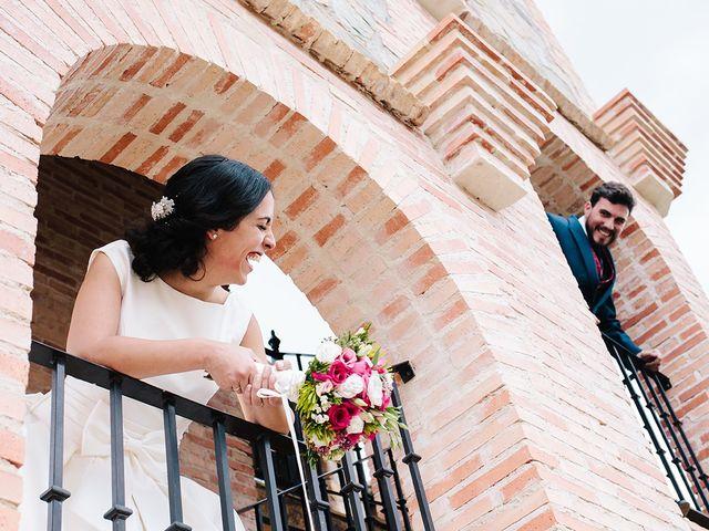 La boda de Samuel y Anabel en Mangiron, Madrid 55
