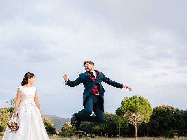 La boda de Samuel y Anabel en Mangiron, Madrid 58