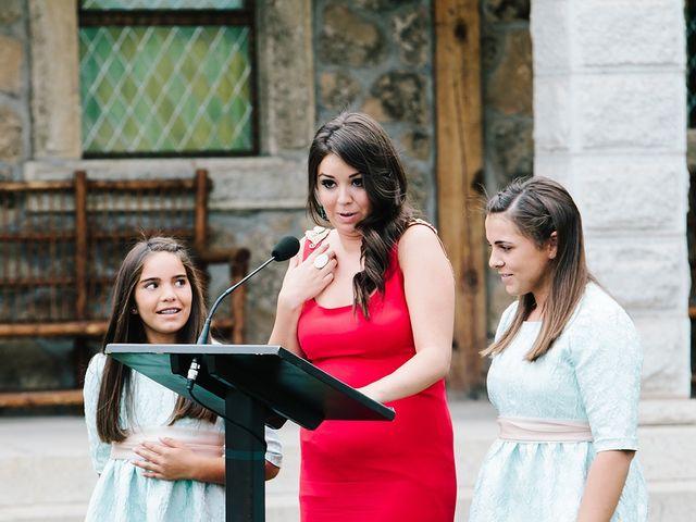 La boda de Samuel y Anabel en Mangiron, Madrid 60