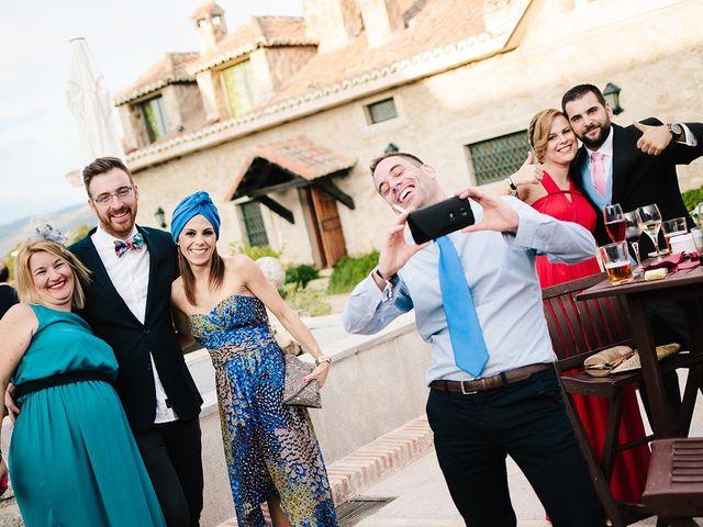 La boda de Samuel y Anabel en Mangiron, Madrid 61