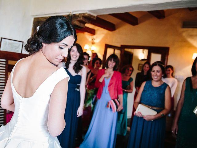 La boda de Samuel y Anabel en Mangiron, Madrid 62