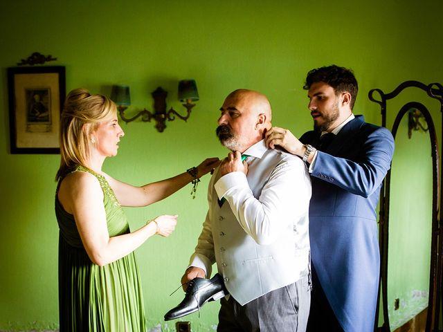 La boda de Samuel y Anabel en Mangiron, Madrid 67