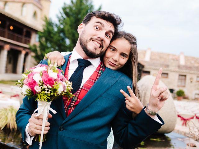 La boda de Samuel y Anabel en Mangiron, Madrid 70