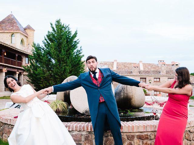 La boda de Samuel y Anabel en Mangiron, Madrid 71