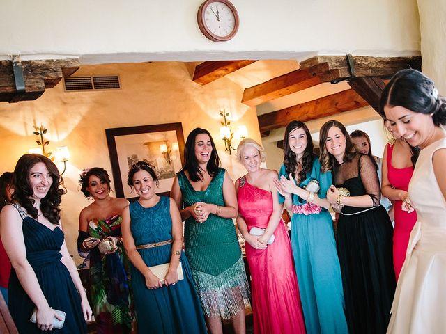 La boda de Samuel y Anabel en Mangiron, Madrid 73