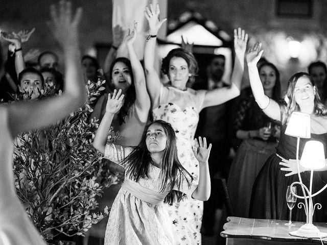 La boda de Samuel y Anabel en Mangiron, Madrid 78
