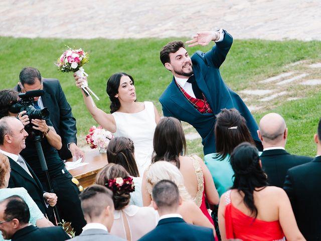 La boda de Samuel y Anabel en Mangiron, Madrid 80