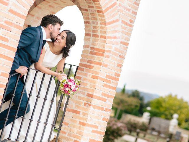 La boda de Samuel y Anabel en Mangiron, Madrid 85