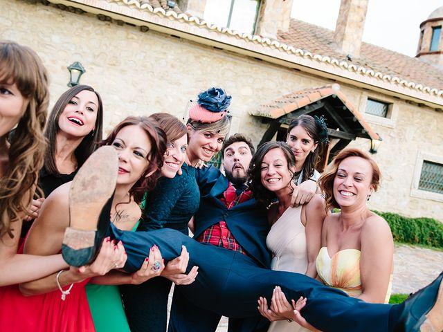 La boda de Samuel y Anabel en Mangiron, Madrid 89