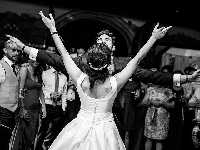 La boda de Samuel y Anabel en Mangiron, Madrid 2