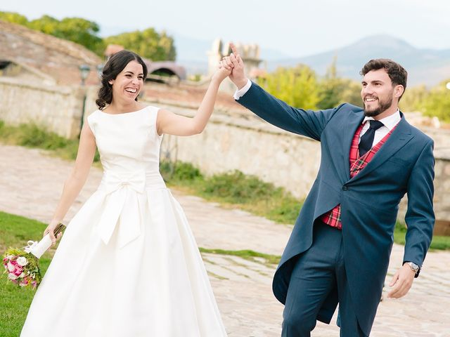 La boda de Samuel y Anabel en Mangiron, Madrid 99