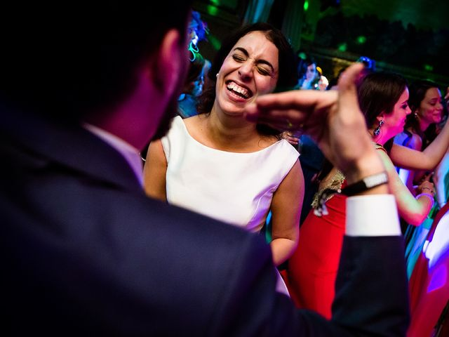 La boda de Samuel y Anabel en Mangiron, Madrid 101
